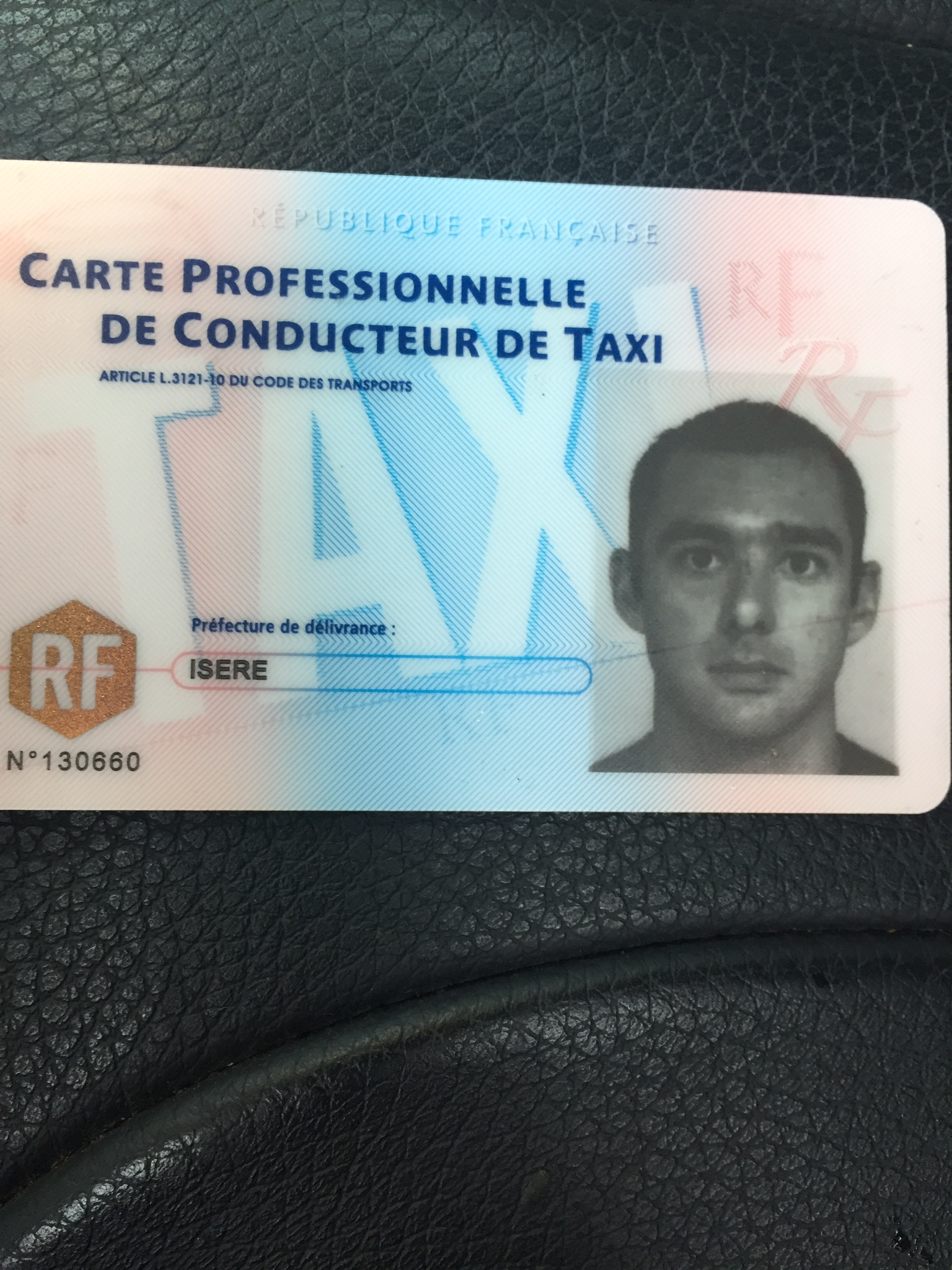 Allo taxi vizille transport licence