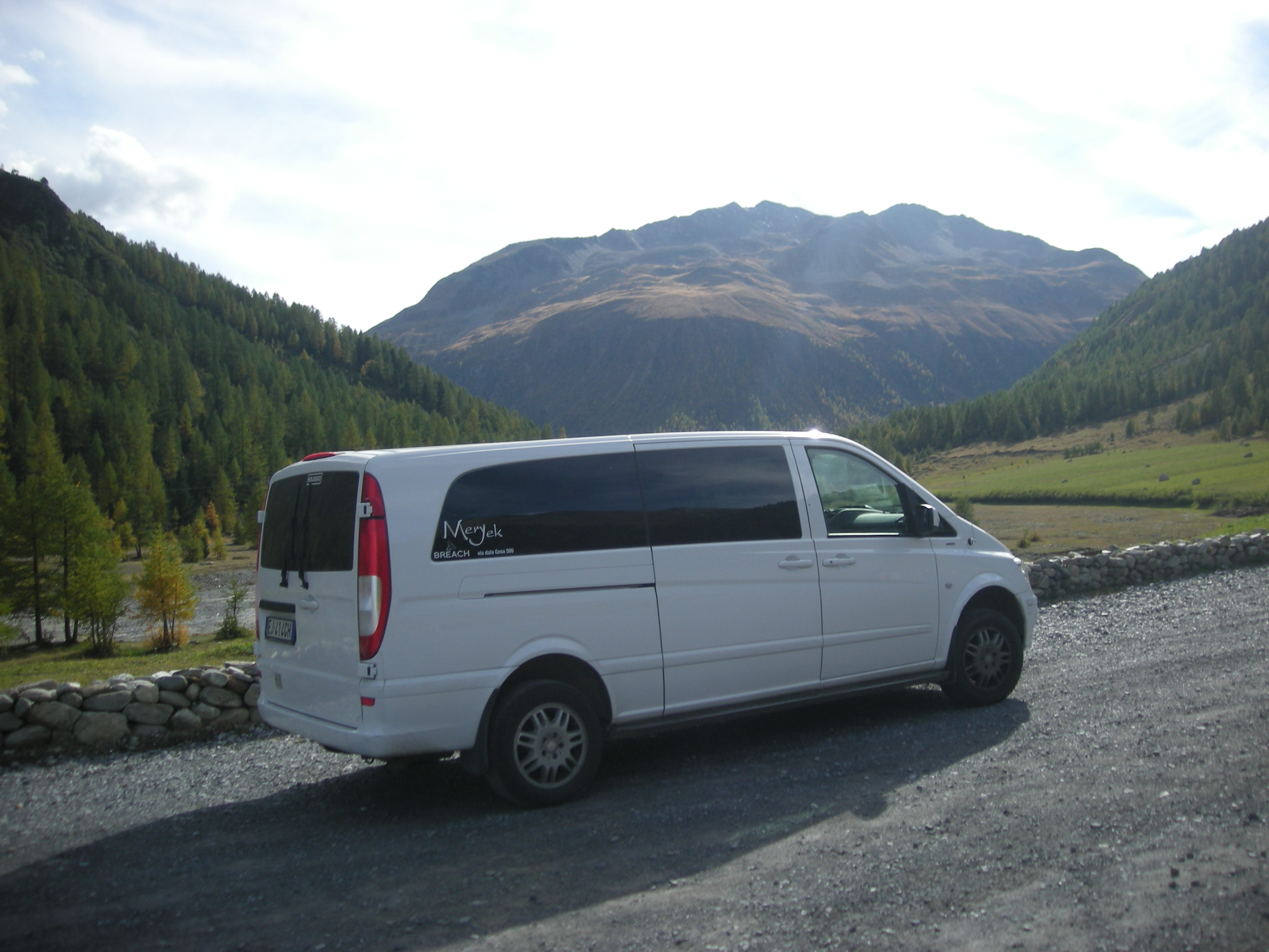 Livigno and St Moritz taxi second photo.