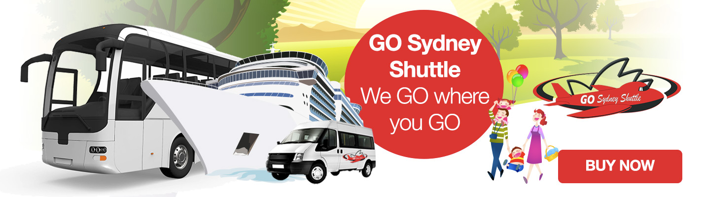 Go Sydney Shuttle main photo.
