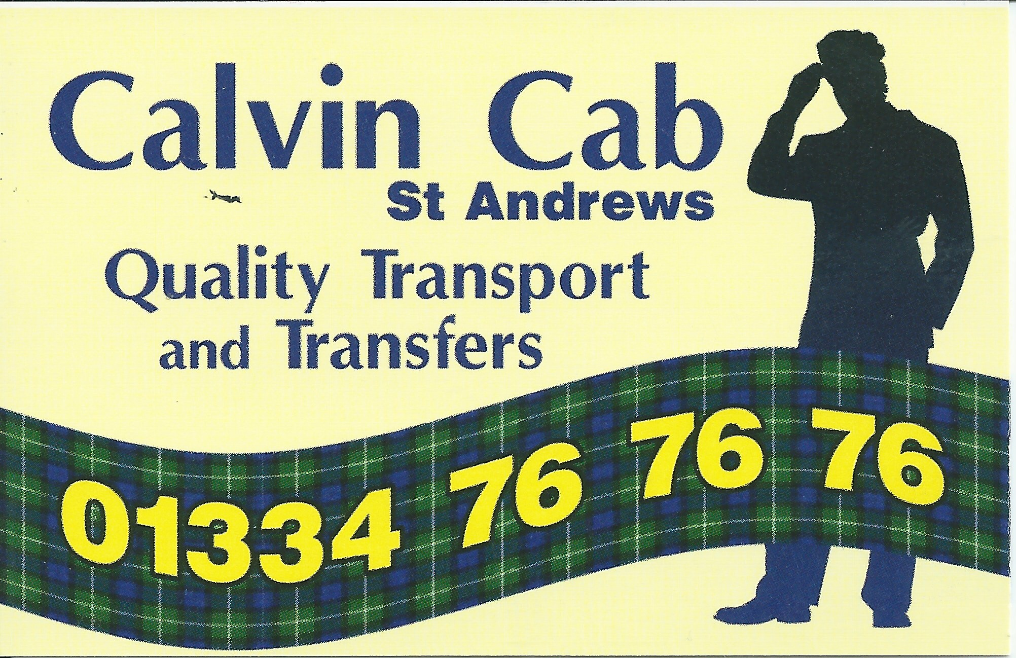 St Andrews Airport Transfer main photo.