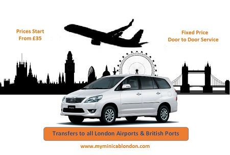 My Minicab London Ltd main photo.