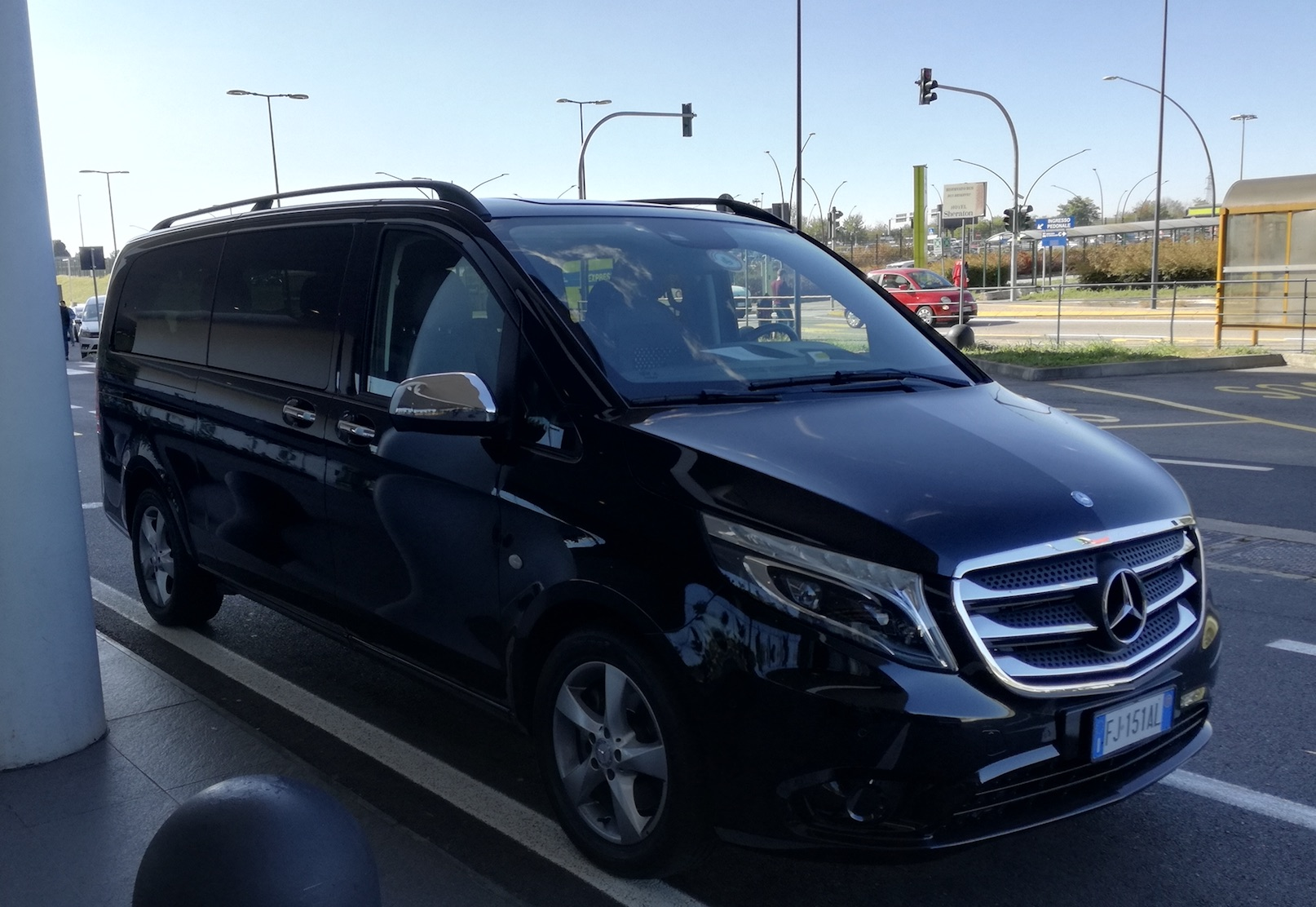 LUXURY TRANSFER SERVICES ITALY main photo.