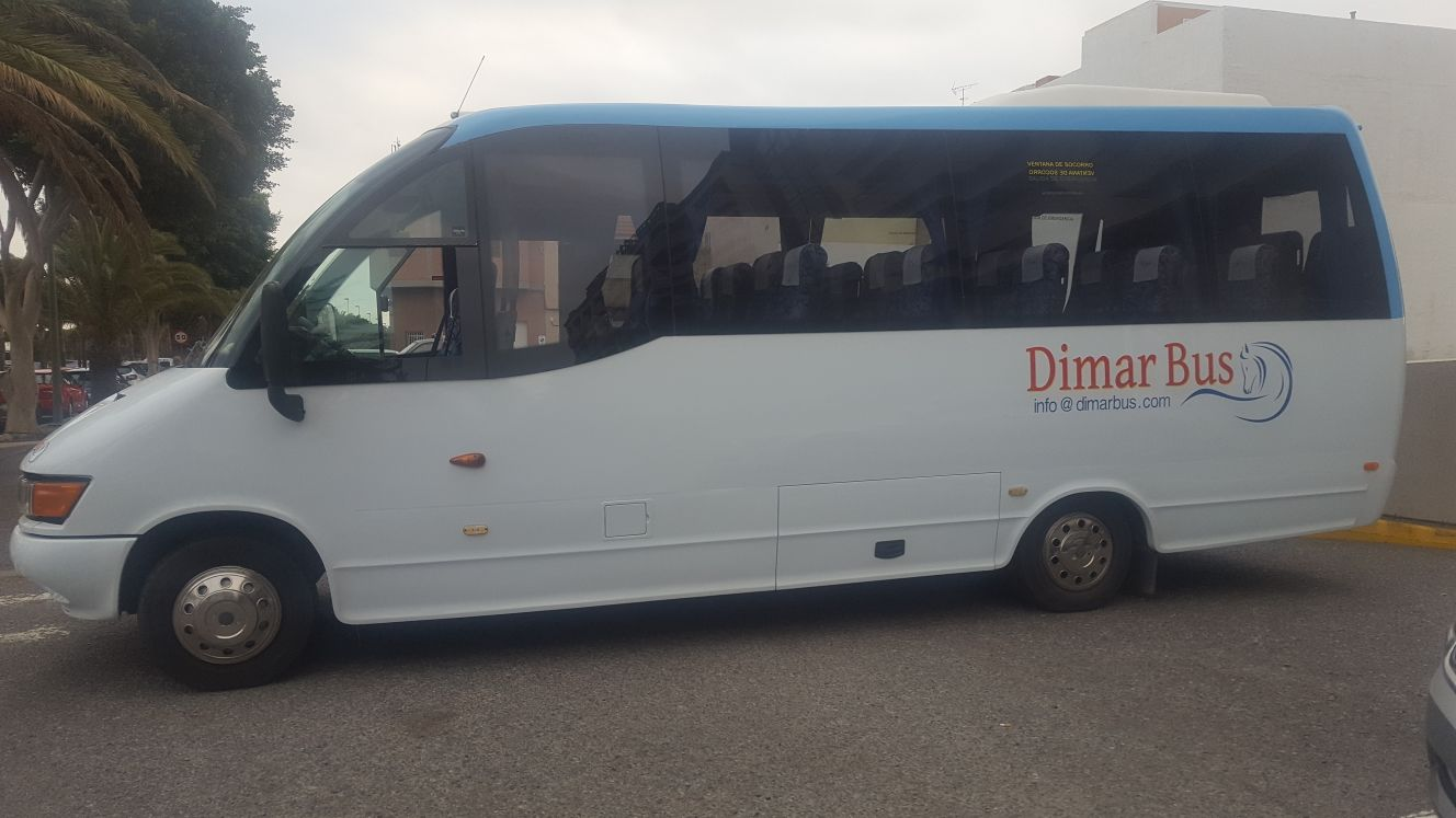 TAXI & AIRPORT SHUTTLE DIMAR BUS on FindTransfers com | Book
