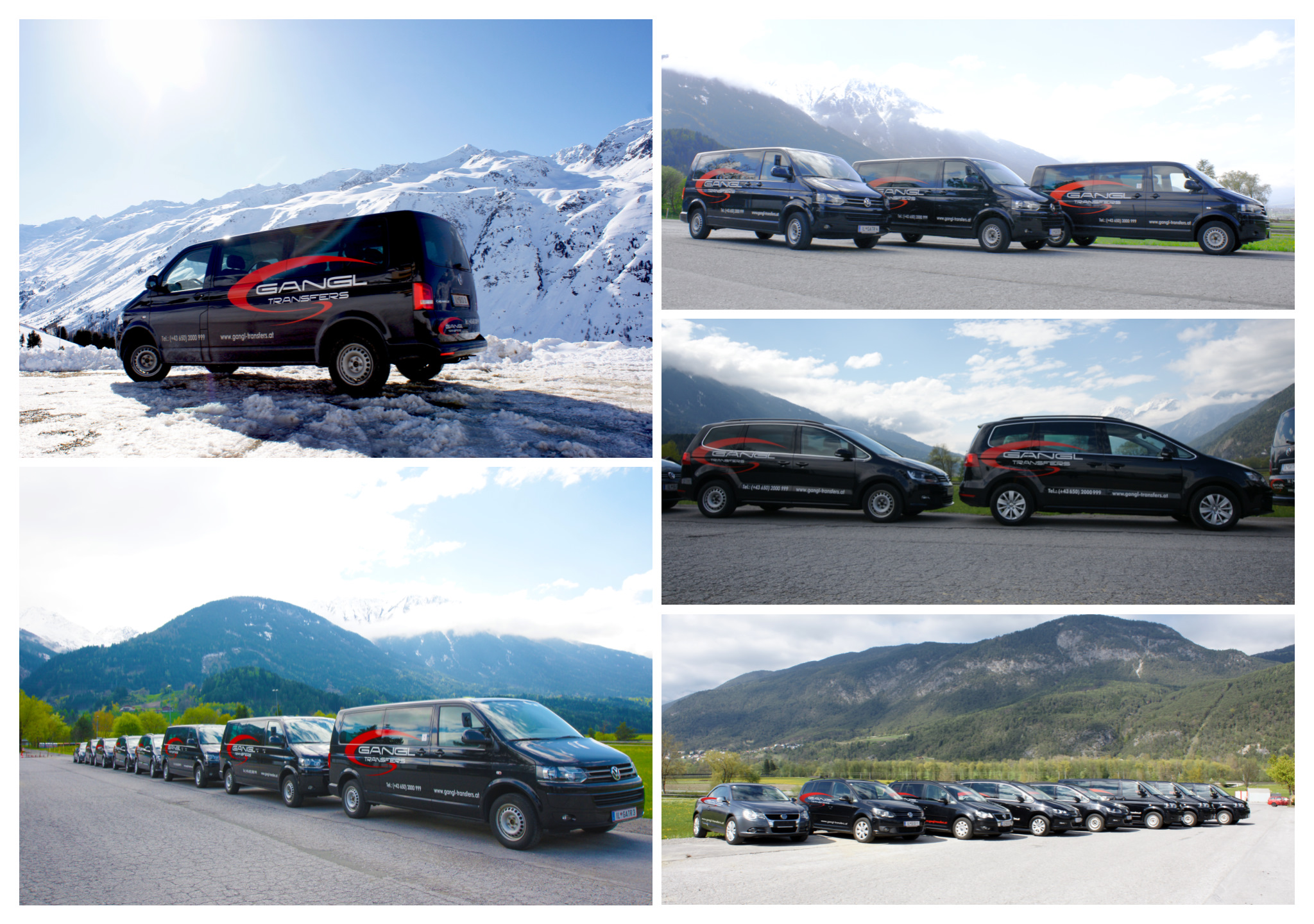 Airport Innsbruck Taxi - GANGL TRANSFERS fifth photo.