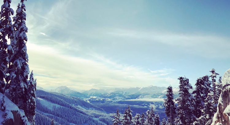 Beautiful Whistler the most instagrammed ski resort in the world