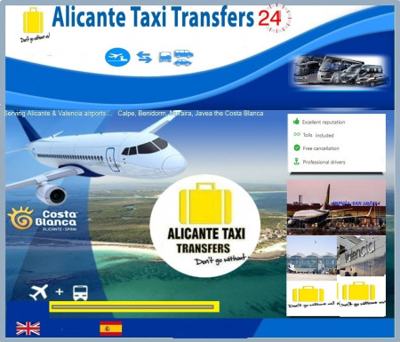 Alicante Taxi Transfers second photo.