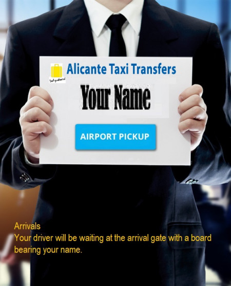 Alicante Taxi Transfers third photo.