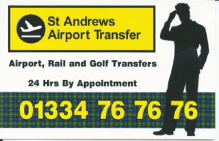 St Andrews Airport Transfer second photo.