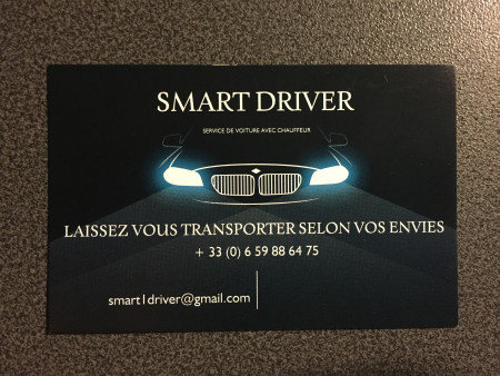 SMART DRIVER LYON main photo.