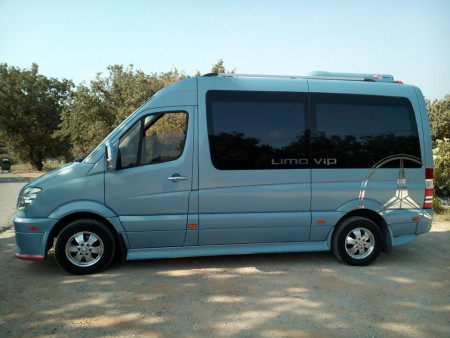 Crete Taxi Minivan Transfer Service fifth photo.
