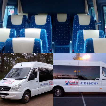 Myhills Minibuses main photo.