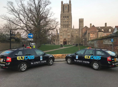 Ely Cabs main photo.