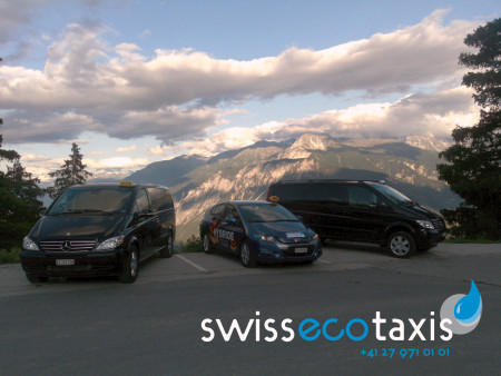 SwissEcoTaxis Crans Montana fourth photo.