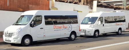 TAXI & AIRPORT SHUTTLE DIMAR BUS second photo.
