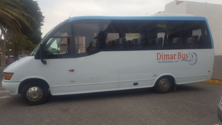 TAXI & AIRPORT SHUTTLE DIMAR BUS fifth photo.